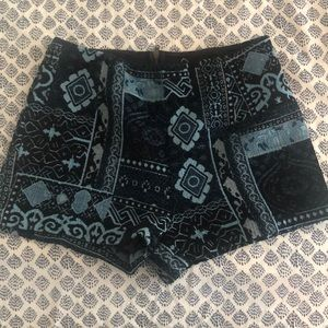 Anthropologie shorts 0